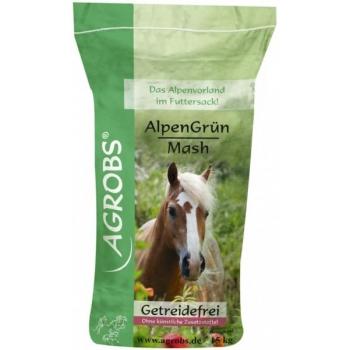 Alpengrün Mash 15 kg - teraviljavaba, puu- ja köögiviljadega