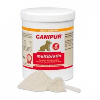 Multibiotin 500g - nahale ja padjanditele
