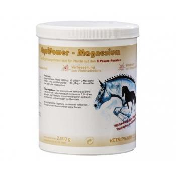 Magnesium 850g - rahututele hobustele