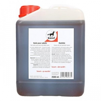 Hoof Oil - kabjaõli täitepakend 2,5 l kanister