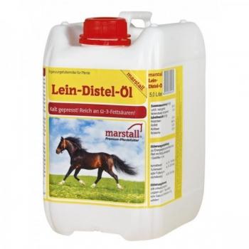 Lein-Distel-Öl - Linaseemne-maarjaohakaõli 5 l