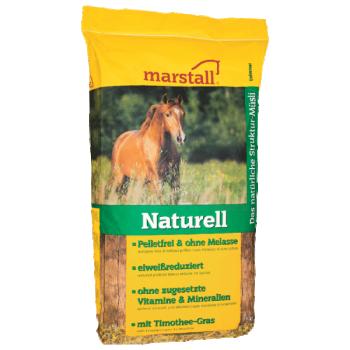Naturell 15 kg - kaera- ja melassivaba müsli