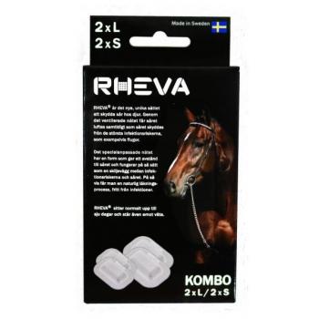 RHEVA Combo - erinevad suurused - 4 tk pakis