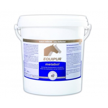 METABOL 3 kg - ainevahetusele, maksafunktsiooni parandamiseks - EQUIPUR