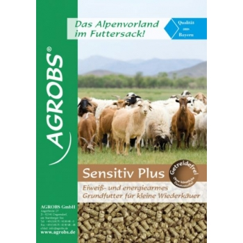 AG Sensitiv Plus 20 kg - sööt lammastele ja kitsedele