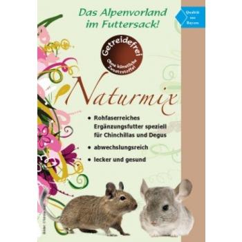 Naturmix 8 kg - tšintšiljadele ja deegudele