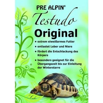 TESTUDO Original 12,5 kg - täissööt kilpkonnale
