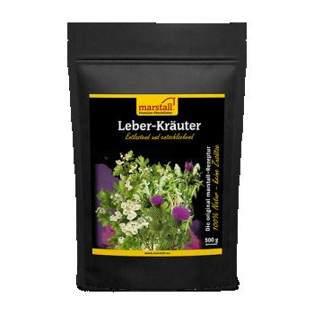 Leber-Kräuter - ürdid maksafunktsiooni parandamiseks 500g