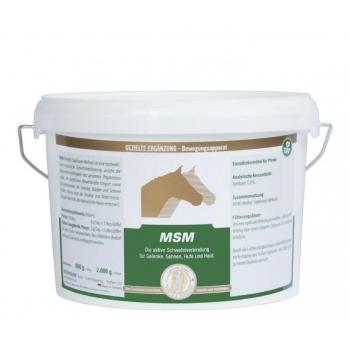 MSM 2 kg - tugevate liigeste heaks