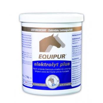 ELEKTROLYT PLUS 1 kg - elektrolüüdid pulbrina- EQUIPUR