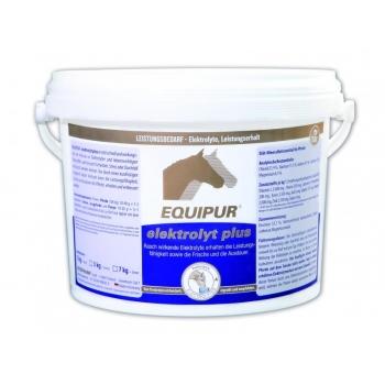 ELEKTROLYT PLUS 3 kg - elektrolüüdid pulbrina- EQUIPUR