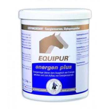 ENERGEN PLUS 850 g - glükogeeni varude taastaja - EQUIPUR
