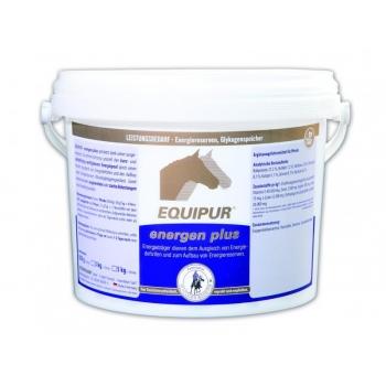 ENERGEN PLUS 3 kg - glükogeeni varude taastaja - EQUIPUR