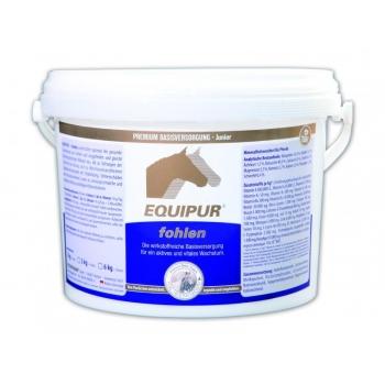 FOHLEN 3 kg - üldmineraal varssadele - EQUIPUR