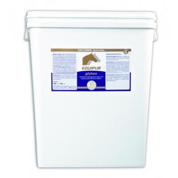 GLYKAN 25 kg - glükosamiin, kondroitiin, MSM liigestele - EQUIPUR