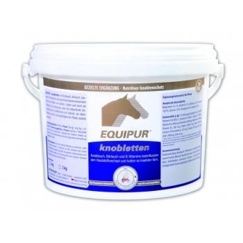 KNOBLETTEN 3 kg - küüslauk ja ürdid - EQUIPUR