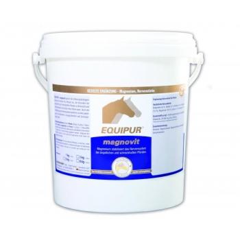 MAGNOVIT 5 kg - magneesium + B12 - EQUIPUR