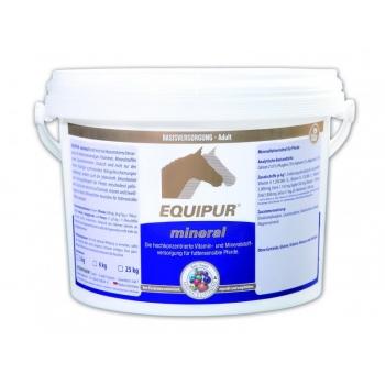 MINERAL 3 kg - kontsentreeritud üldmineraal - EQUIPUR