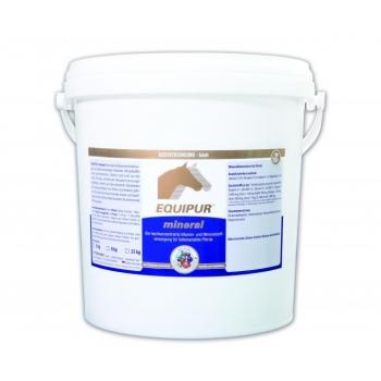 MINERAL 8 kg - kontsentreeritud üldmineraal - EQUIPUR