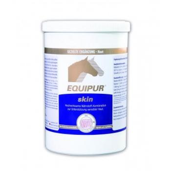 SKIN 1 kg - probleemsele nahale, ekseemikutele - EQUIPUR