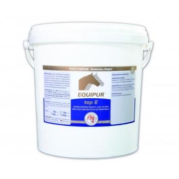 TOP E 6 kg - E-vitamiin, lüsiin ja seleen lihastele - EQUIPUR