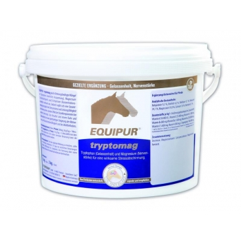 TRYPTOMAG 3 kg - trüptofaan + B-gupi vitamiinid - EQUIPUR