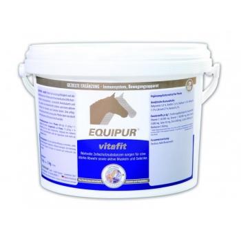 VITAFIT 3 kg - antioksüdandid, tsink ja aminohapped - EQUIPUR