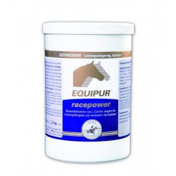 RACEPOWER 1 kg - karnitiiniga, vastupidavuse kasvatamiseks - EQUIPUR