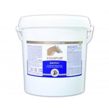 SENIOR 5 kg - üldmineraal seenior-hobustele - EQUIPUR