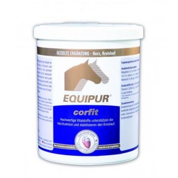 CORFIT 1 kg pelletid - südamele ja veresoonkonnale - EQUIPUR