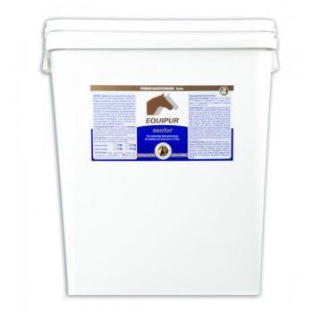 SENIOR 25 kg pelletid - üldmineraal seenior-hobustele - EQUIPUR
