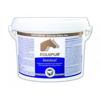 LAMINAL  3 kg pelletid - laminiidile kalduvatele hobusele - EQUIPUR