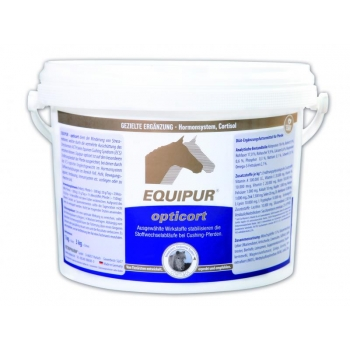 OPTICORT 3 kg pelletid - hormonaalsetest muutustest vaevuste leevendamiseks - EQUIPUR