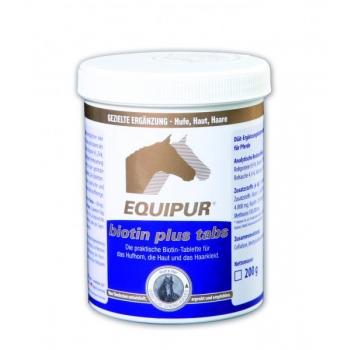 BIOTIN PLUS tabletid 400 g - EQUIPUR