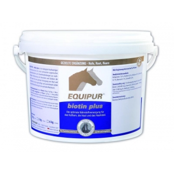 BIOTIN PLUS pulber 3 kg - EQUIPUR