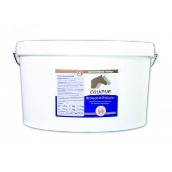 BRONCHIALKRÄUTER - ürdipelletid 10 kg - EQUIPUR