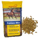 Fohlen-Mix 25 kg - varsale ja noorhobusele söödakontsentraat