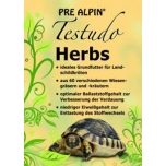 TESTUDO Herbs 12,5 kg - täissööt ürtidega kilpkonnadele