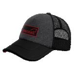 Nokamüts võrguga - marstalli logoga