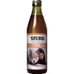 TJURE smuuti koerale 320 ml - kalkuniliha ja riisiga